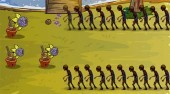 Fruit Zombie Defense 2