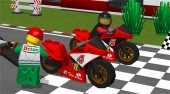Lego City: Drag Race