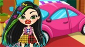 Bratz Selfie Snaps Jade Dress Up