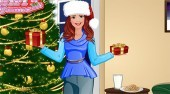 Fashion Studio: Christmas Outfit