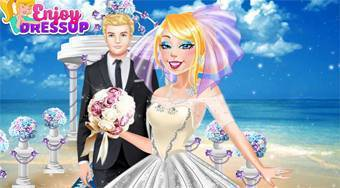 Now and Than Barbie Wedding Day | Kostenlos spielen auf Topspiele.de