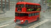 Double City Bus 3D Parking