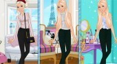 Barbie Paris vs New York