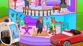 Zootopia Doll House