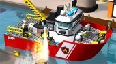 Lego City: Fire Helicopter