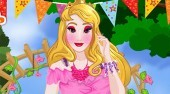 Sleeping Beauty Fairy Makeover