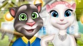 Talking Tom und Angela