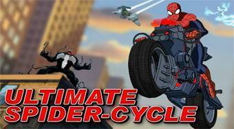 Ultimate Spider-Cycle