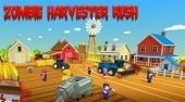 Play Zombie Harvester Rush, a free online game on Kongregate