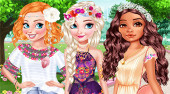 Design My Stylish Flower Crown