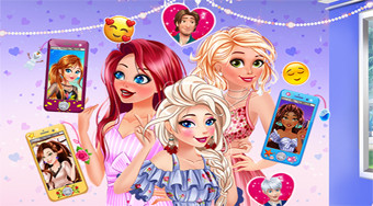 Disney Princesses Love Profile