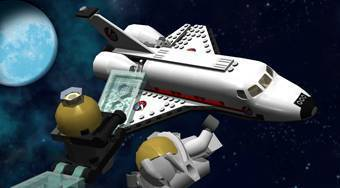 Lego City: Space Expedition