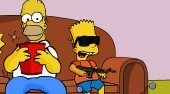 The Simpsons: Bart Rampage