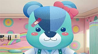 Teddy Bear Emergency Doctor