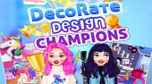 DecoRate: Design Champions