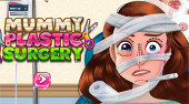 Mummy Plastic Surgery
